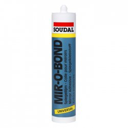 Soudal - silikon neutralny do luster Mir-O-Bond