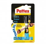 Pattex - klej S.O.S. Super Klej Power Żel
