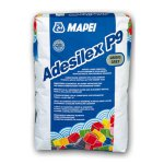 Mapei - elastic adhesive mortar for Adesilex P9 tiles