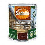 Sadolin - varnish stain for harsh weather conditions