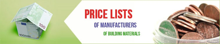 building materials prices